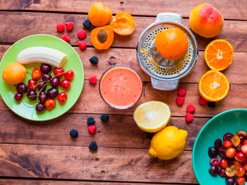Le Centrifughe di Frutta e Verdura: Ricette e Proprietà Benefiche