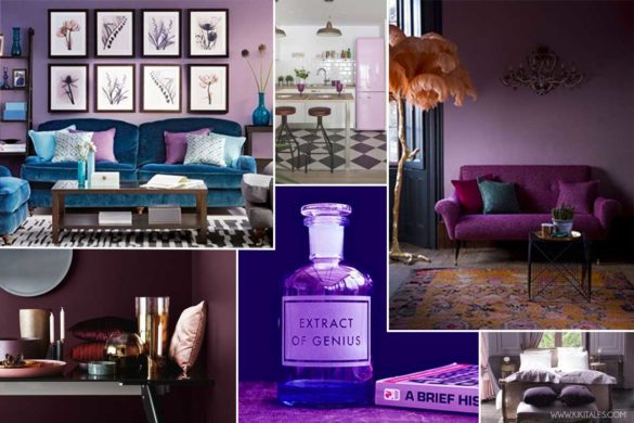 interior design colore pantone