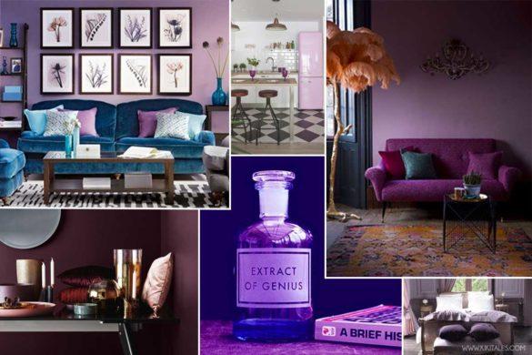 interior design colore pantone